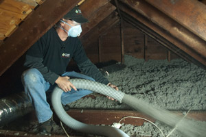 Cellulose Insulation Installation In Albany County