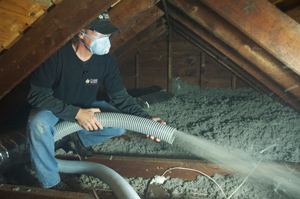 Attic Insulation installed in Delmar